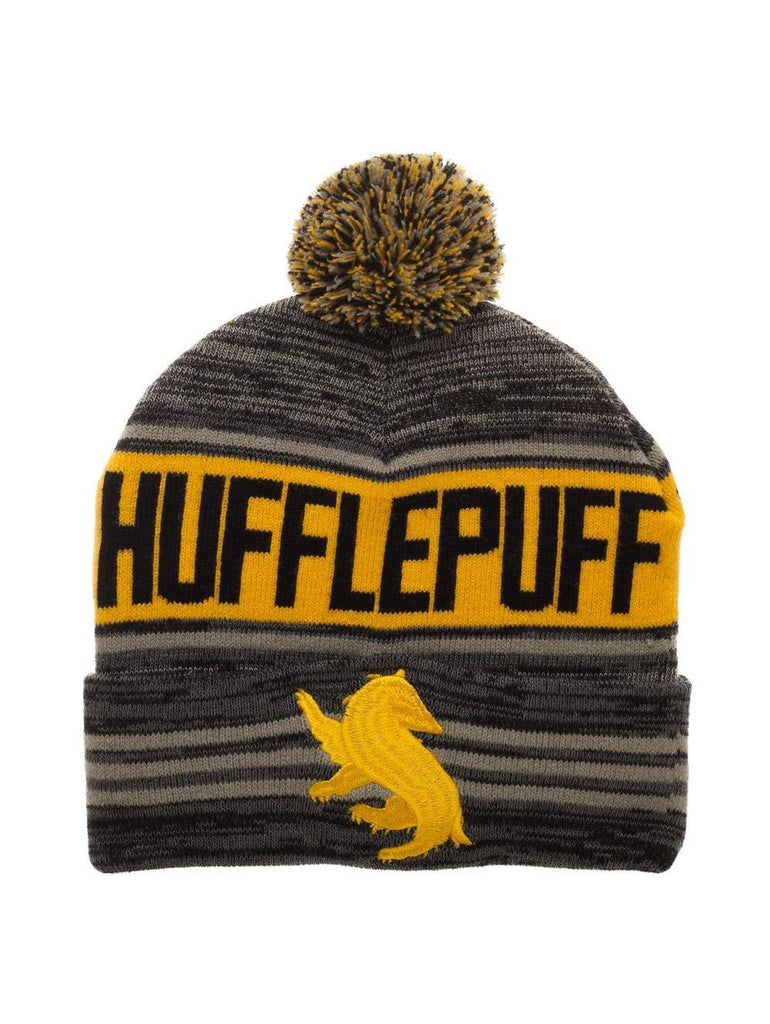 Harry Potter - Hufflepuff Pom Beanie