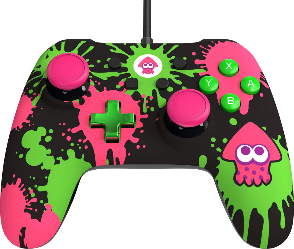 Power A Wired Controller - Splatoon 2 (switch)