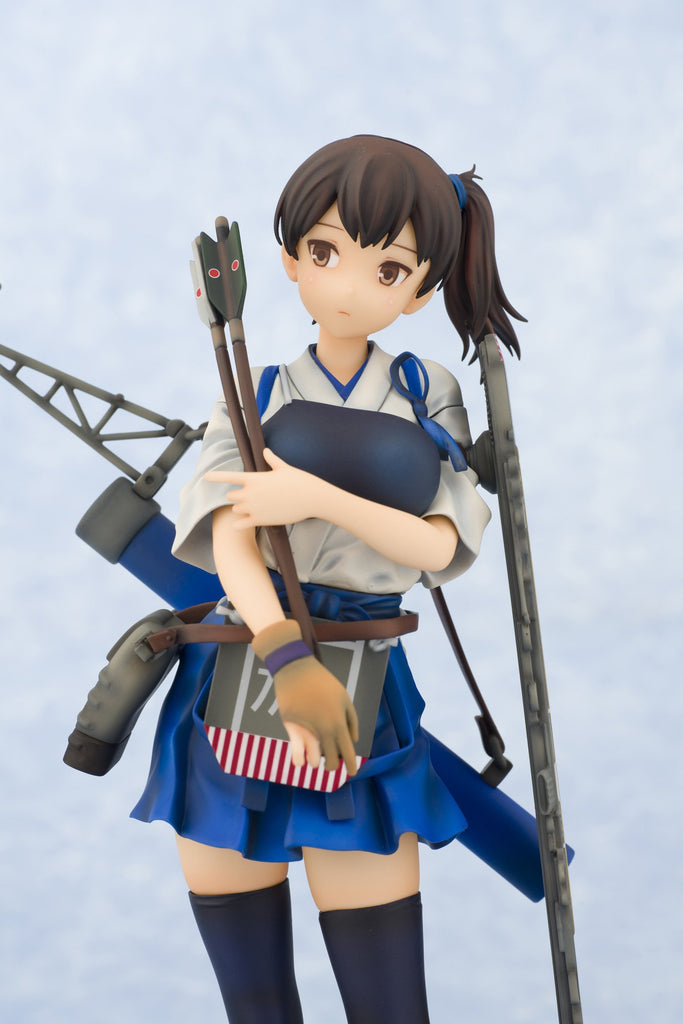 Aoshima 1/7 Kancole Kaga Kantai Collection Figure 02