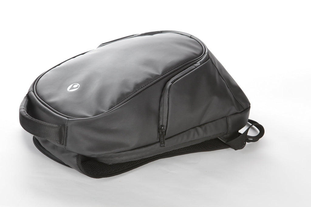 Aeer Urban Active Black Backpack laying