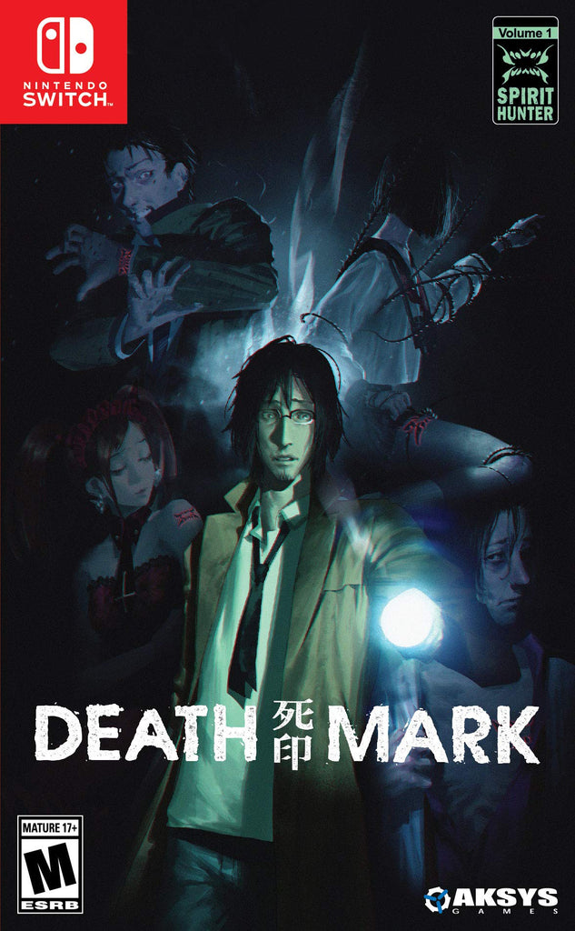 Death Mark - Nintendo Switch