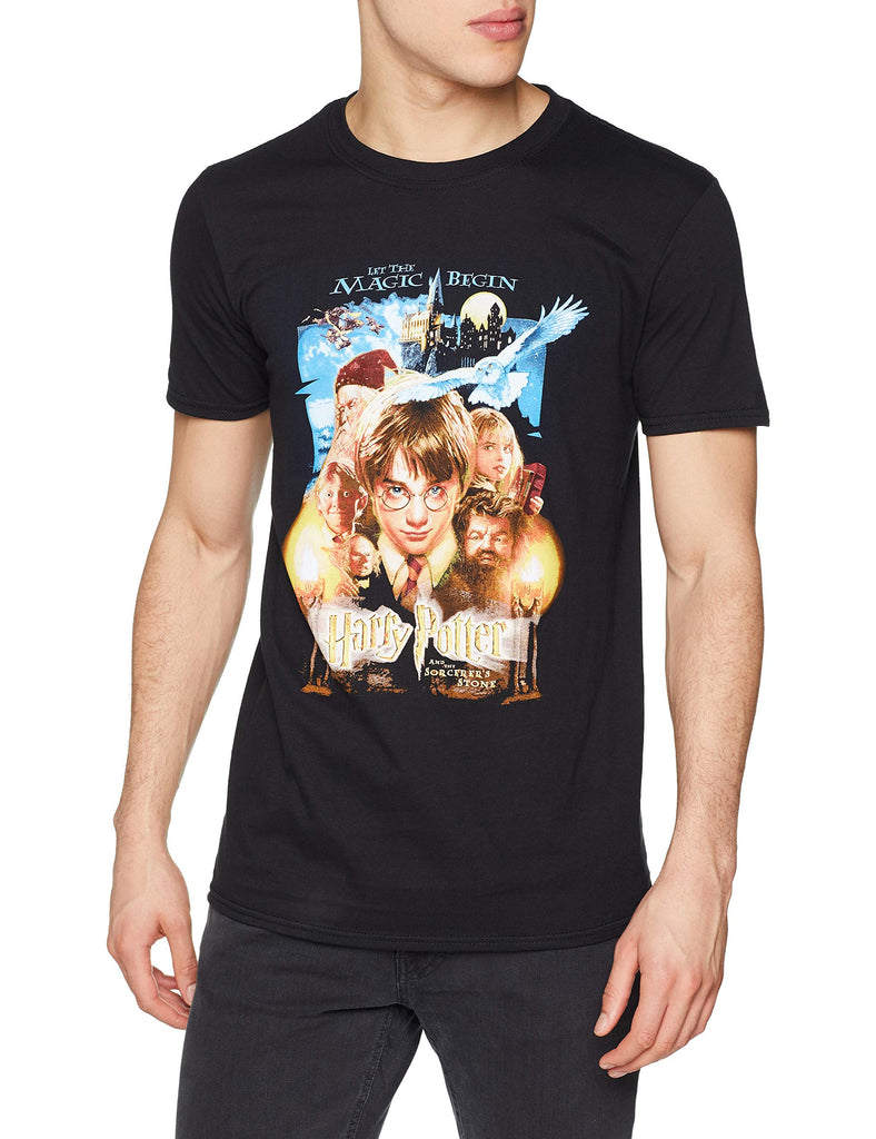 BIOW-HP-MOVIE1-TSHIRT-BLACK-M