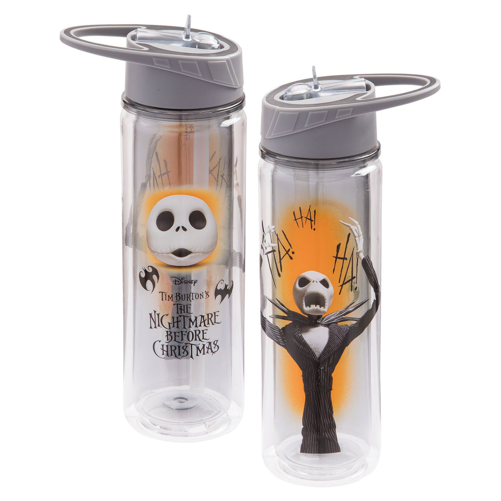 Disney - The Nightmare Before Christmas - 18 Oz. Water Bottle