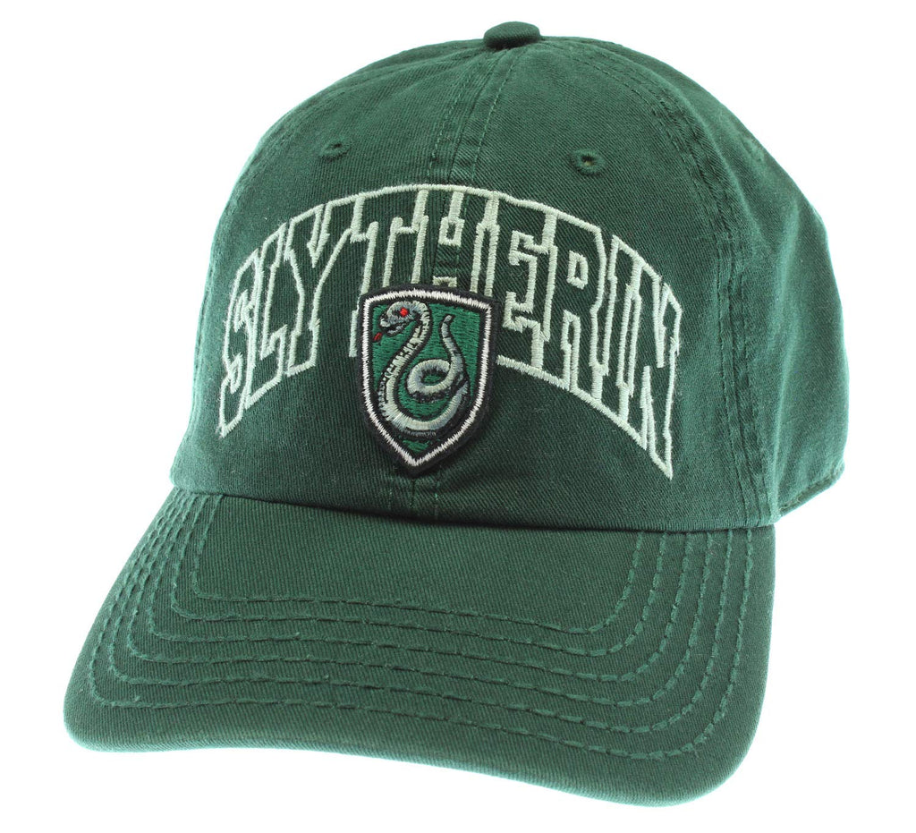 BIOW-HP-SLYTHERIN-GREEN-CAP