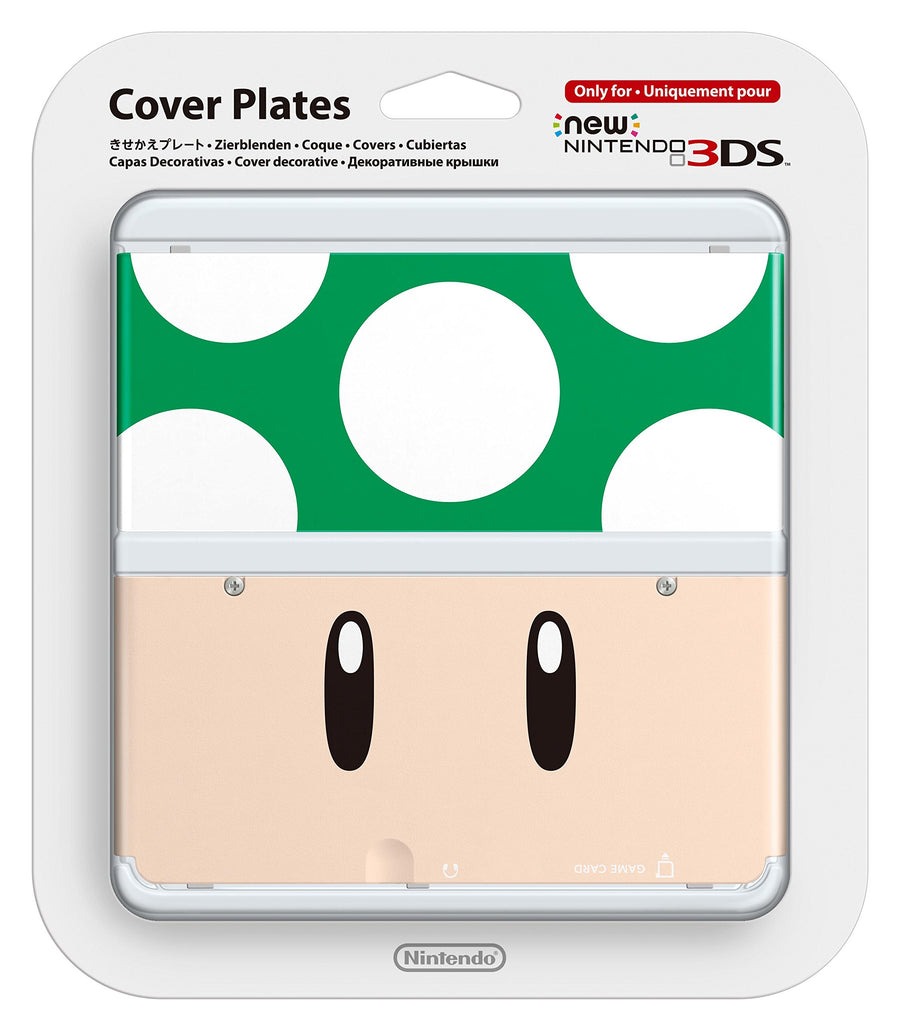 Nintendo - New Nintendo 3DS Cover Plate 08