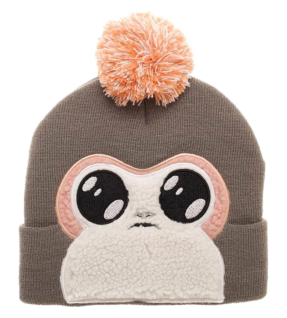Star Wars: The Last Jedi - PORG Bigface Pom Beanie