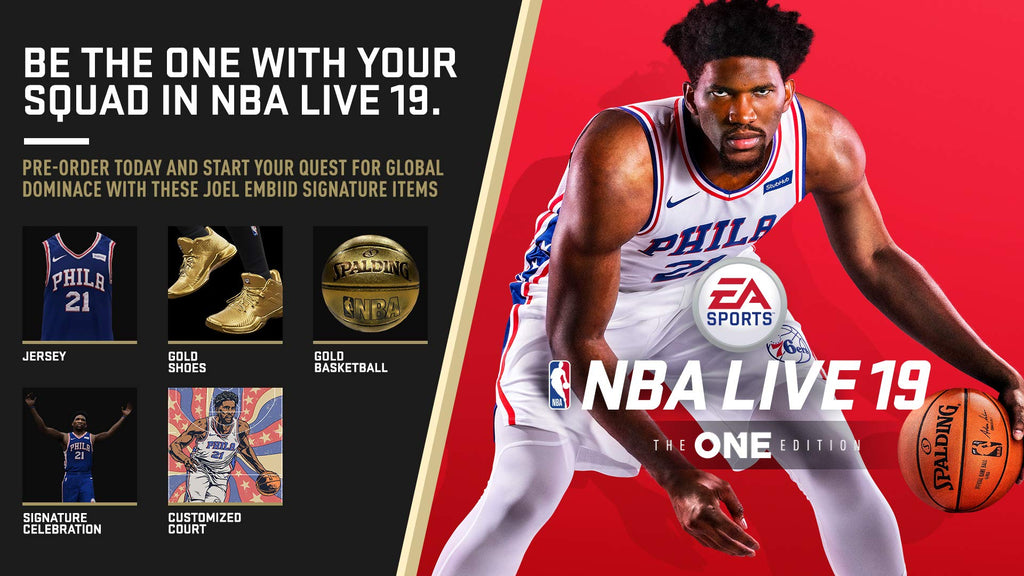 NBA Live 19  for Xbox One