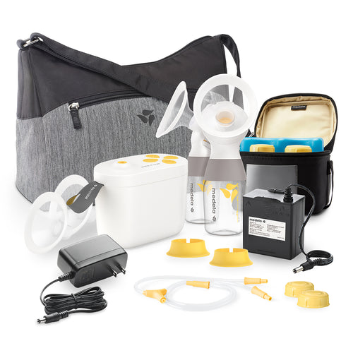 Medela Pump in Style with Max Flow Deluxe Breast Pump | Pumping Essentials