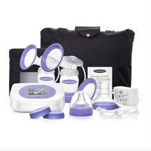 Load image into Gallery viewer, Lansinoh SmartPump Deluxe 2.0 Breast Pump | Pumping Essentials