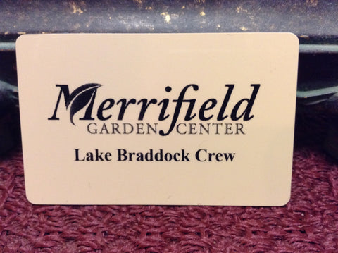 Merrifield Gift Card - $25 (Local VA business).
