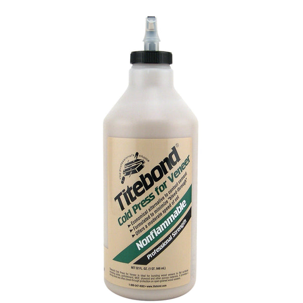Titebond 5175 Cold Press Veneer Glue Quart 32 fl oz