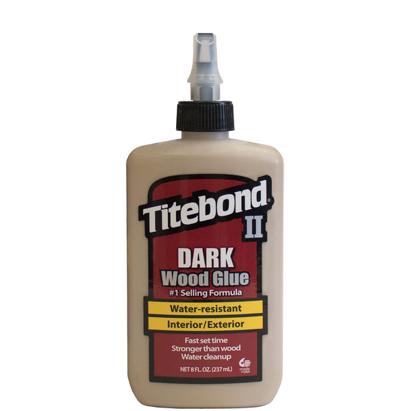 Titebond II Dark Wood Glue 8 fl oz