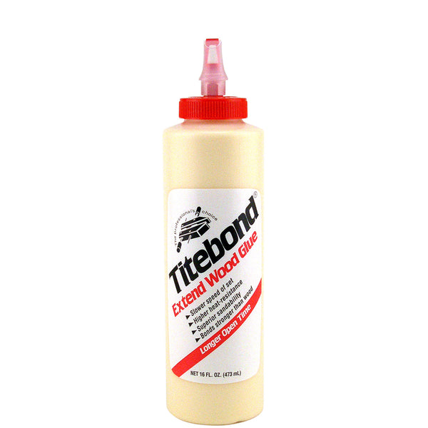 Titebond 9104 Extend Interior Wood Glue 16 fl oz