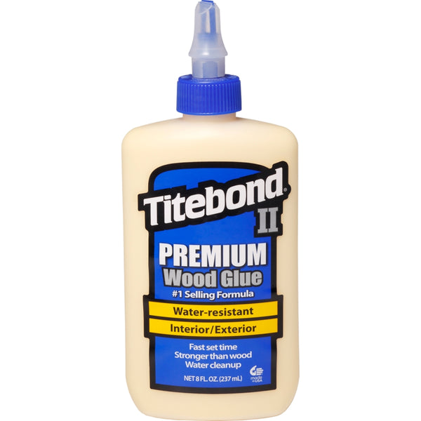 Titebond 5003 II Premium Wood Glue 8 fl oz