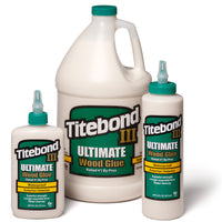 Titebond III Ultimate Exterior Wood Glue