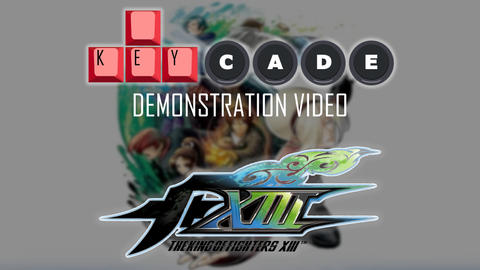 KeyCade KKL in The King of Fighters XIII