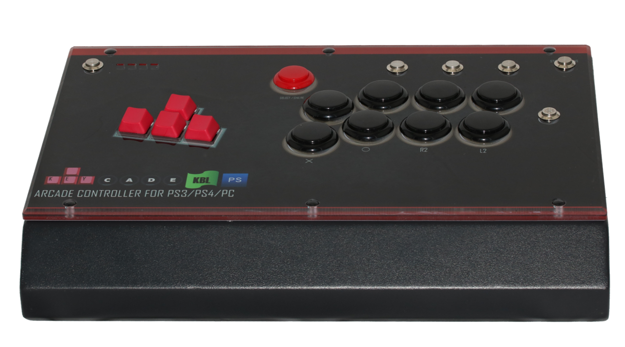 KeyCade KBL PS arcade controller