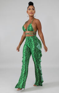 SLIME SZN 3-Piece Swimsuit