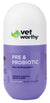 Vet Worthy Pre & Probiotic Soft Chew 45 Count - For Southeastern Guide Dogs