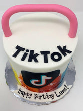 Load image into Gallery viewer, Tik Tok Cake