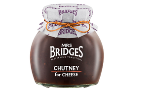 Mrs Bridges' Chutney (V) - for Cheese (300g)