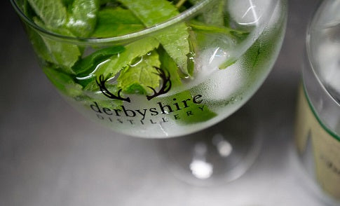 Derbyshire Distillery Mojito Gin - 70cl, 20cl or 3 x 20cl