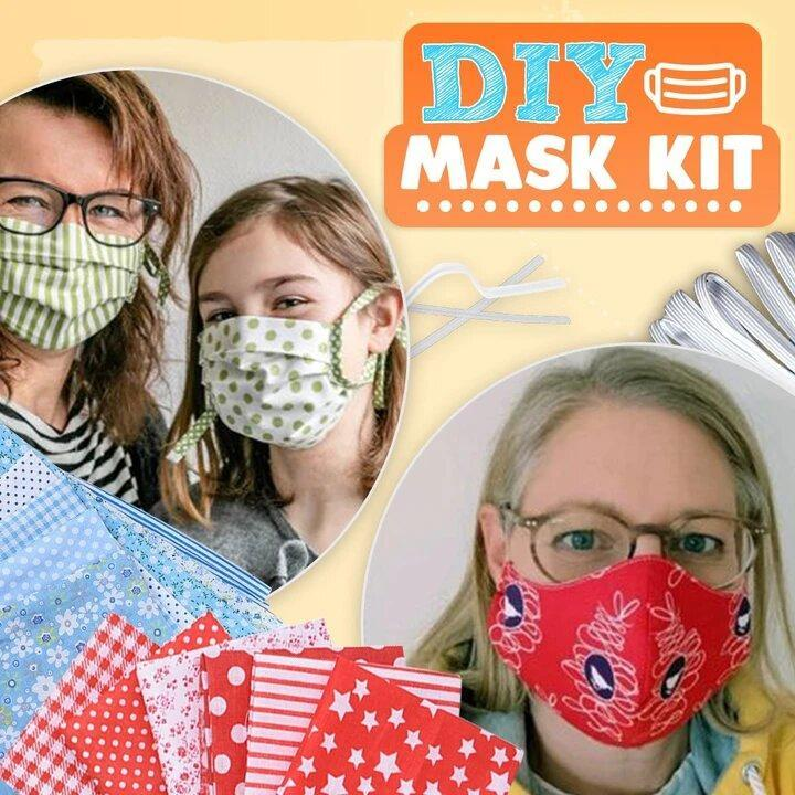 DIY Mask Crafting Kit