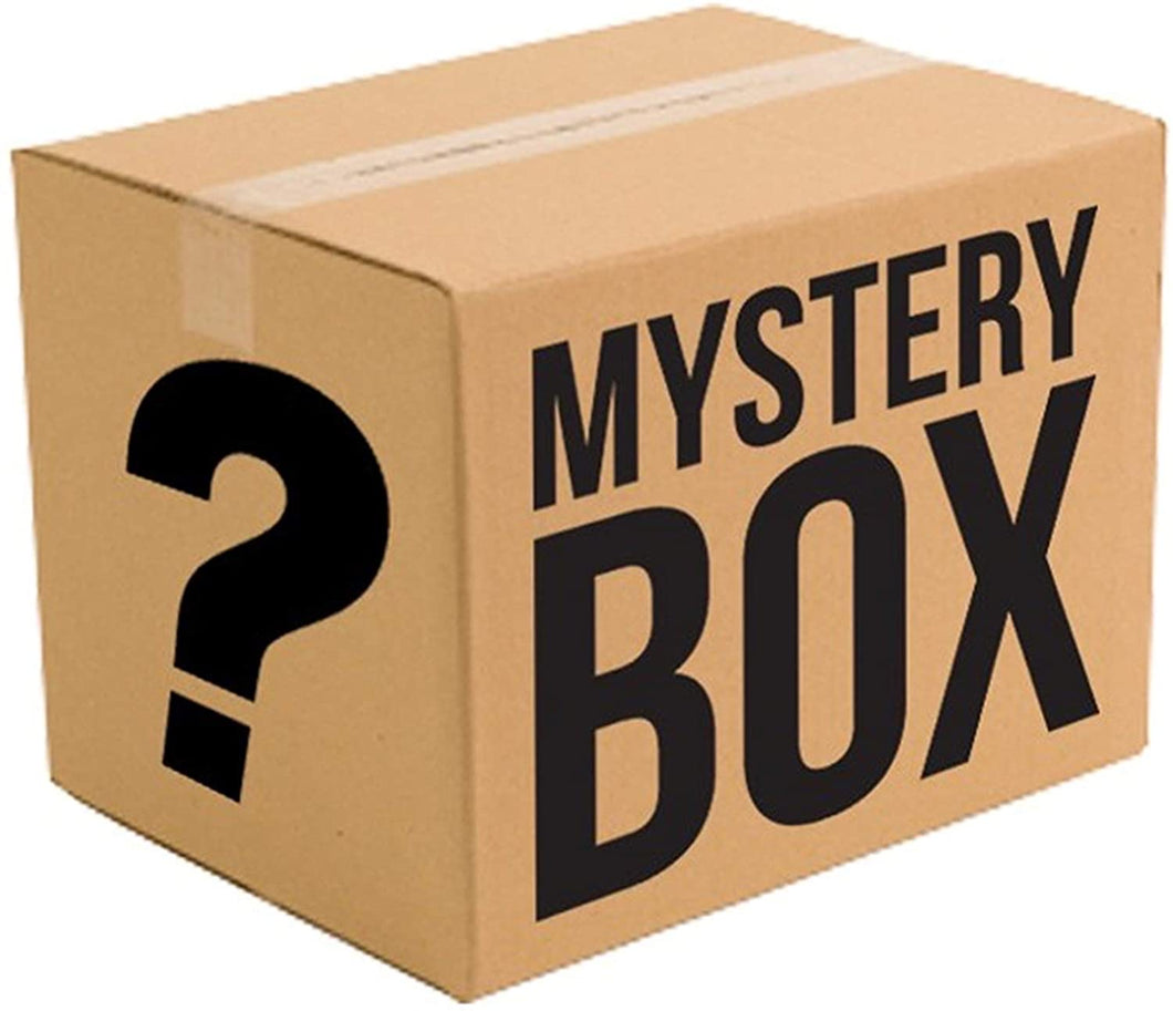 8x10 Mystery Box (1 current & 1 former player)
