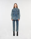 Melrose Denim Shirt Constellation