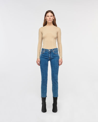 Julianne Skinny Denim Pant Full Moon