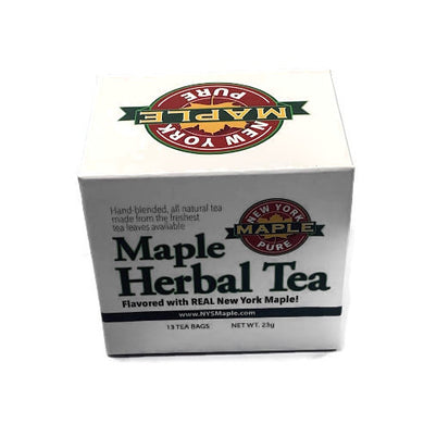 Maple Flavored Herbal Tea | 13 Tea Bags