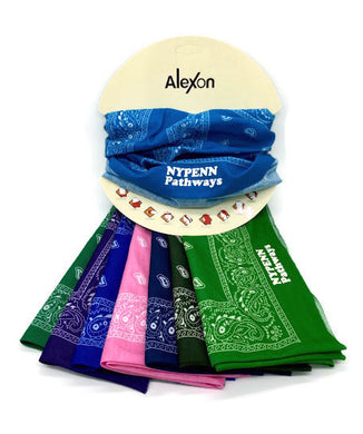 Seamless Bandanna Stretchy Buff | NYPENN Pathways