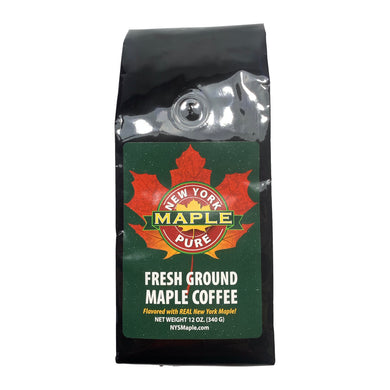 Fresh Ground Maple Coffee