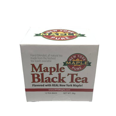 Maple Flavored Black Tea | 13 Tea Bags