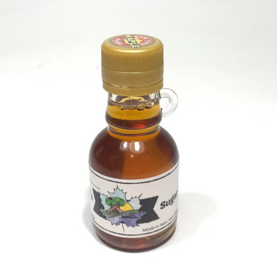 Small Maple Syrup Bottle 115mL