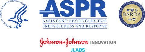 HHS, ASPR, BARDA, Johnsons & Johnson Innovation - JLABS