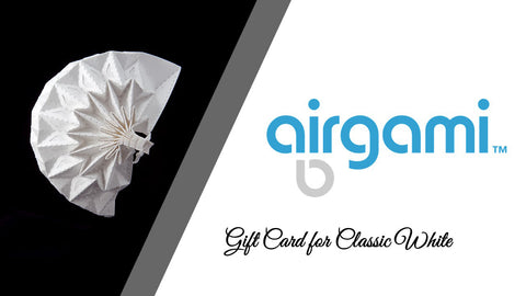 Gift Card: Airgami Classic White