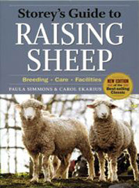 Storey's Guide to Raising Sheep 4th Edition