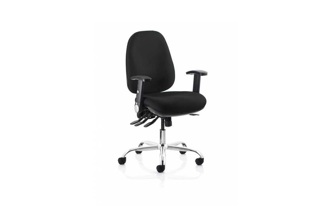 The Tormar Home Office Bundle - Re-Act Chair, Foreward Colour