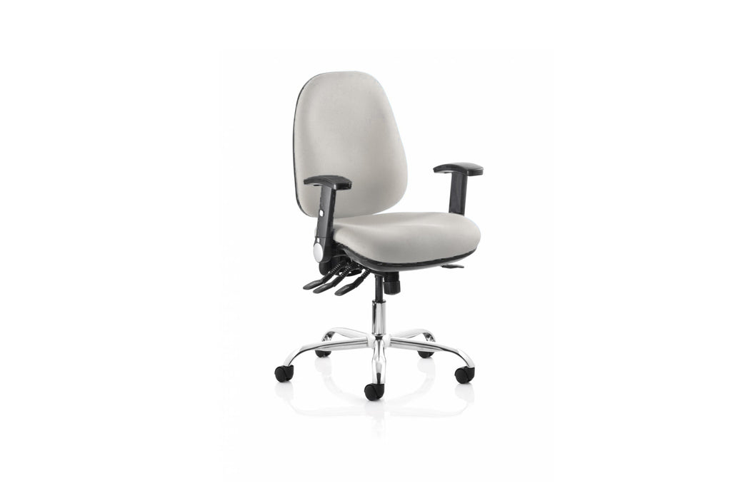 The Tormar Home Office Bundle - Re-Act Chair, Quota Colour