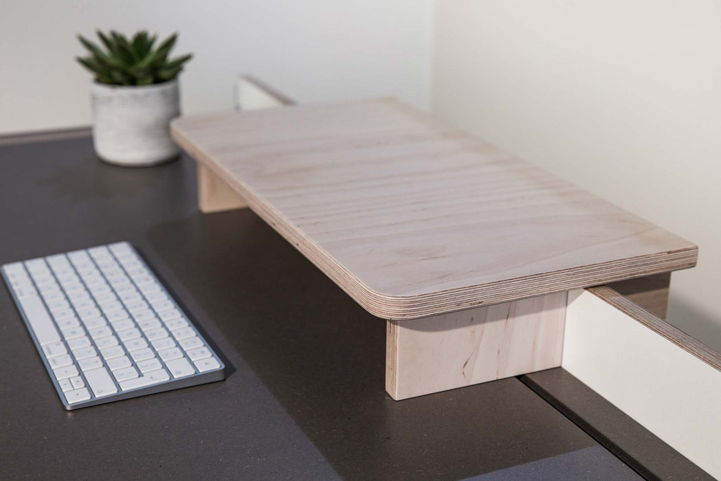 The Tormar Home Office Bundle - Mona Monitor Stand