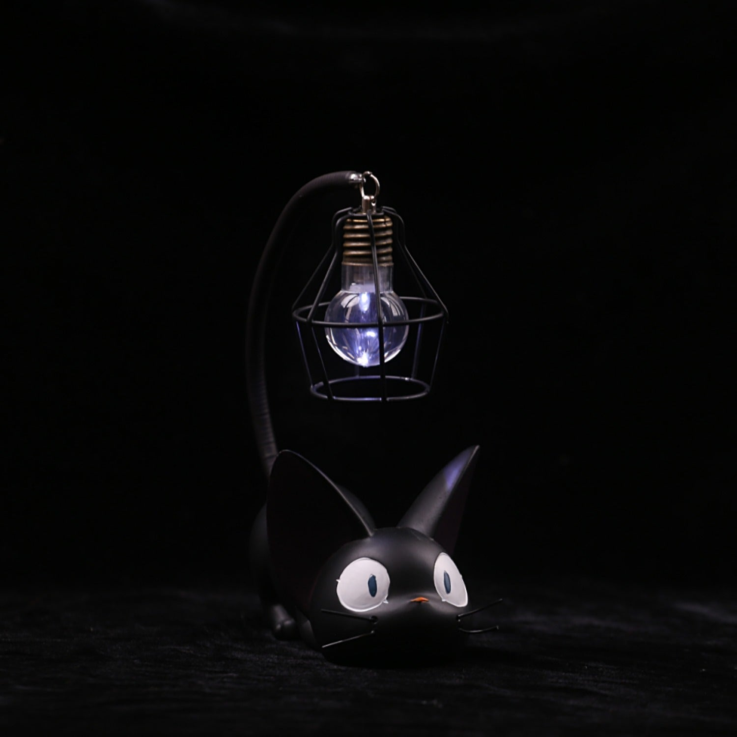 Magic Jiji Cat Night Light Table Lamp