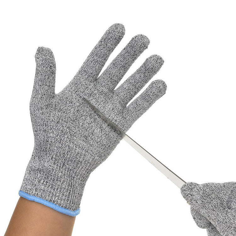 5 Cut-Proof Kitchen and Gardening Gloves