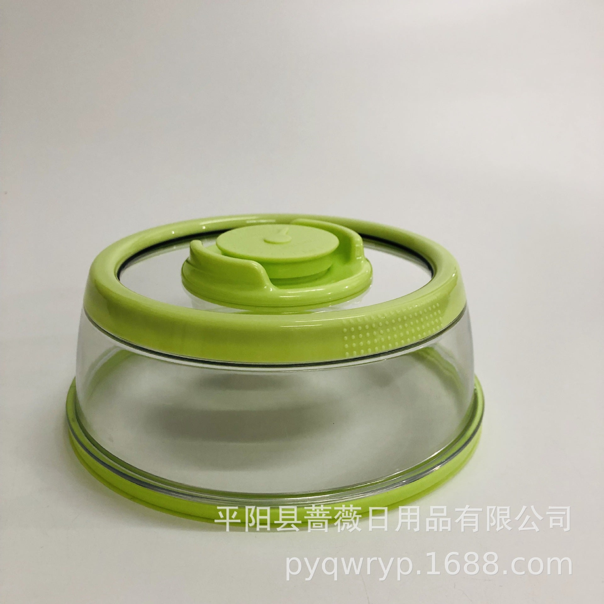 Vacuum Push-Type Food Sealer