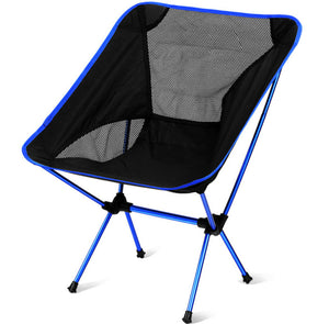 Portable Aluminum Outdoor Folding Chair