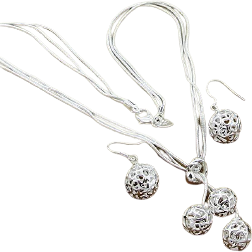 925 Sterling Silver Jewelry Sets