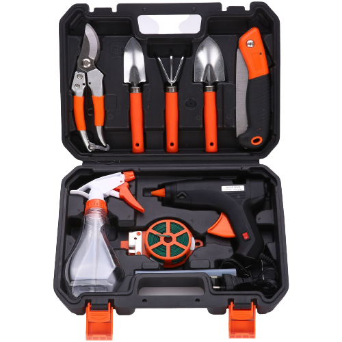 Gardening Combination Tool Box Set