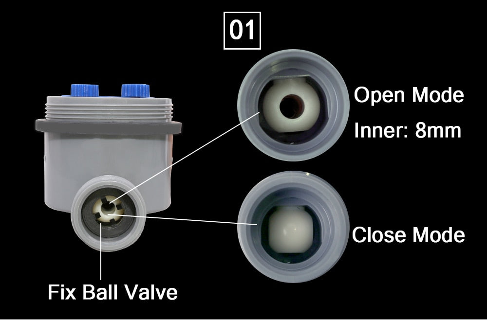 Automatic Electronic Watering Ball Valve