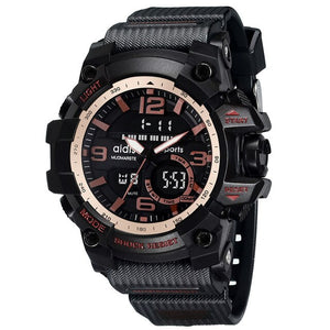 Fashion Men's Military Style G- Shock Watch