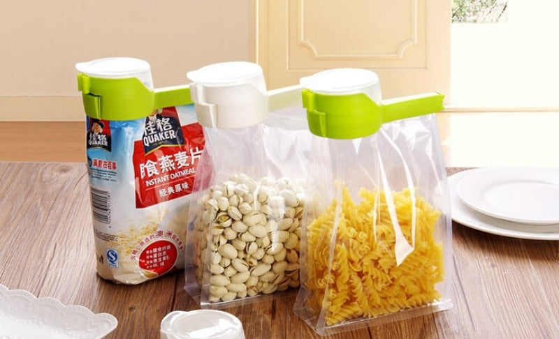 Food Storage Sealer Clamp